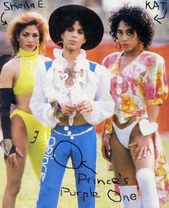 Prince's Purple One