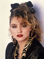 Madonna in the early days