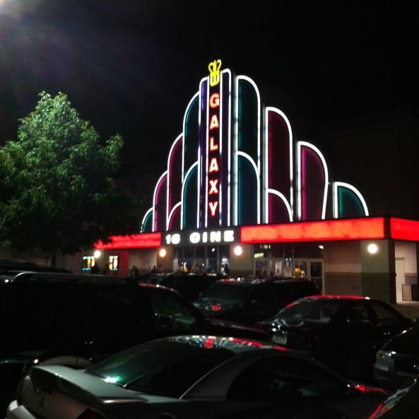 galaxy 16 cine exterior