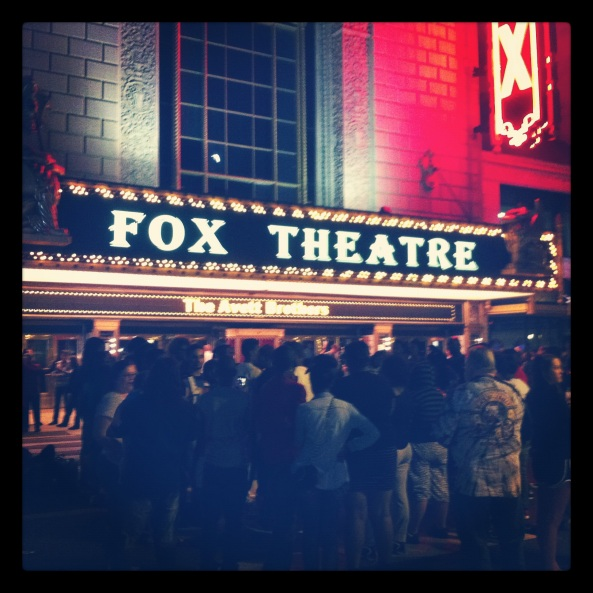 fabulous fox theatre