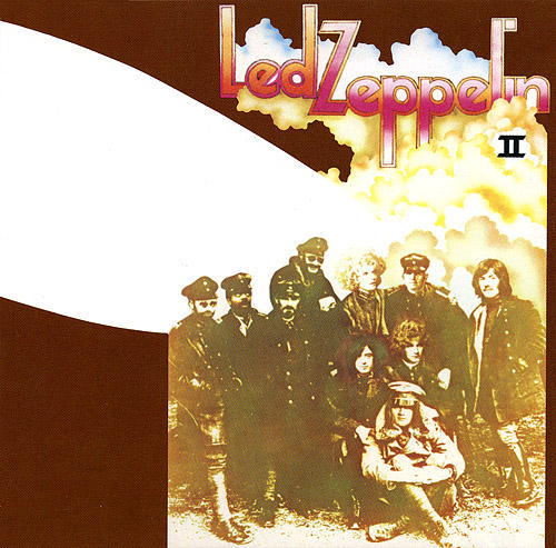 Led Zeppelin Ii Album Cover 100 greatest albums of all