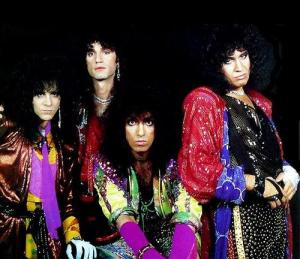 kiss in 1985