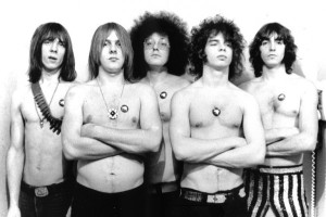 MC5 shirtless