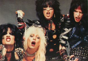 motley crue all glammed out