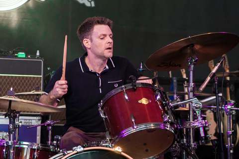 josh power, gentlemen rogues drummer