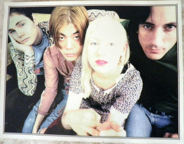 Smashing Pumpkins, 1993. World domination was right around the corner.