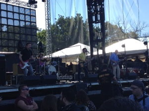 Super happy to have caught this set by Superchunk.
