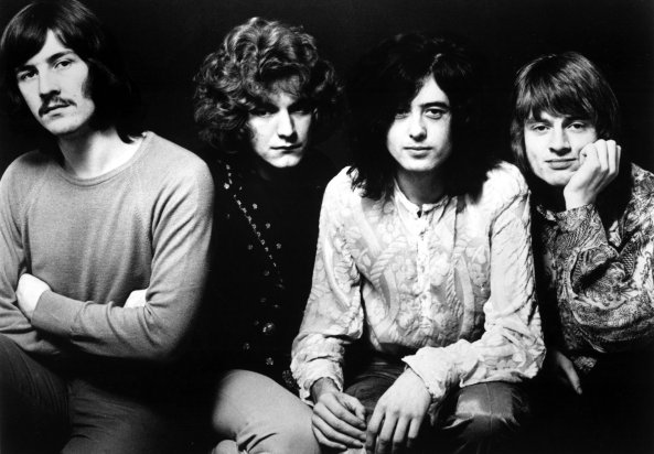 Young Zeppelin