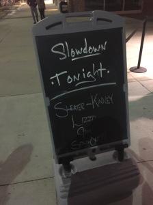 Slowdown