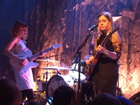 Sleater-Kinney at Slowdown in Omaha, February 13