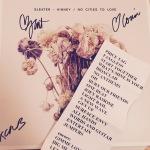 S-K vinyl & setlist