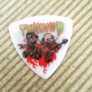 tenacious d guitar pick