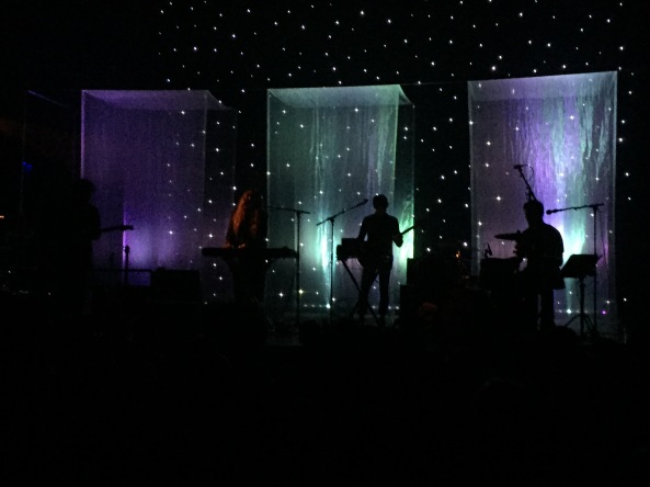 beach house in concert
