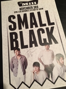 My Small Black Poster- Such a Fanboy