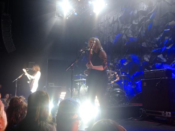sleater kinney in concert